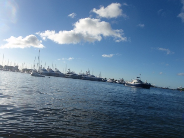 The Mega Yacht Repair Yards
